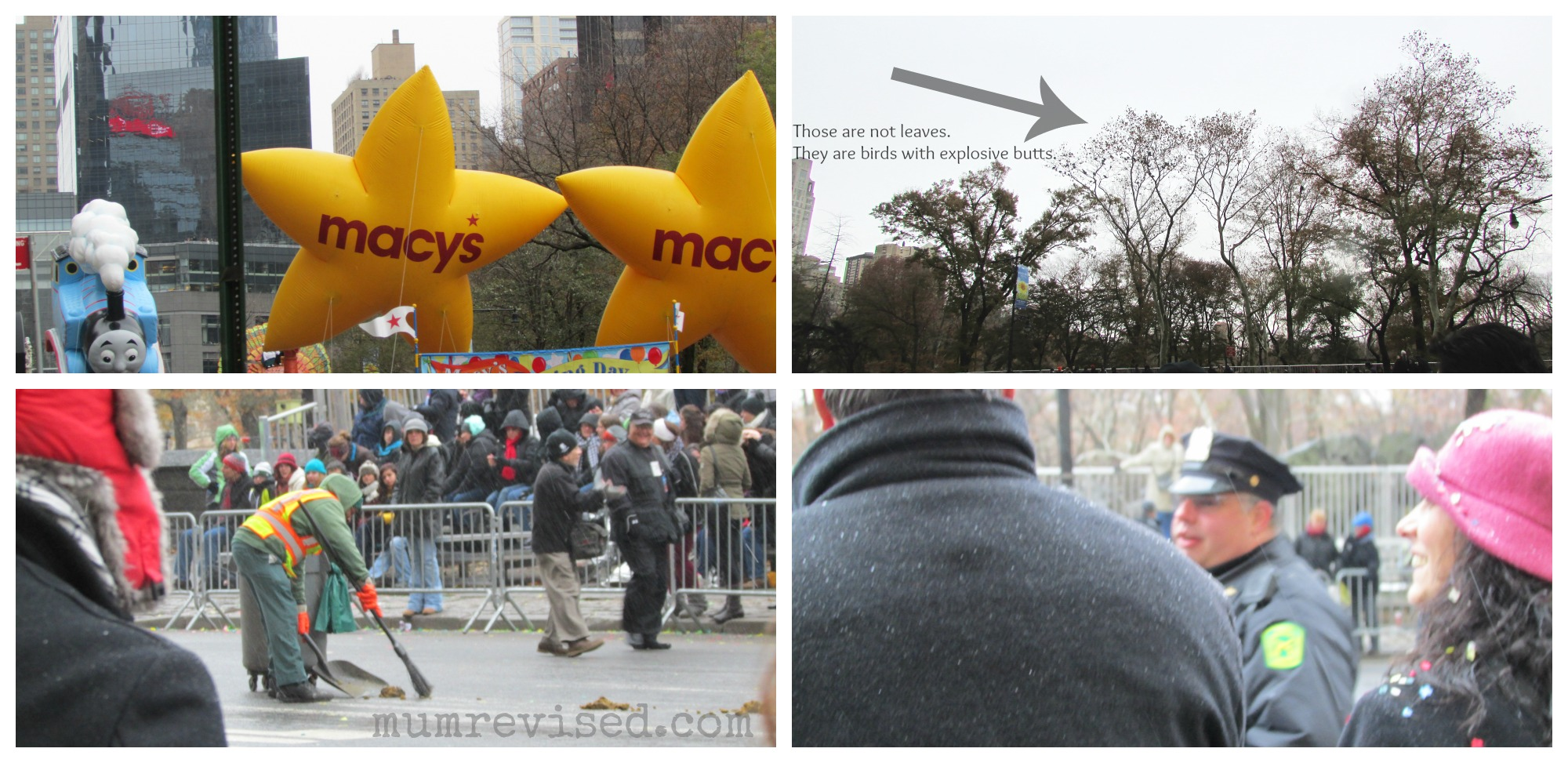 Macy's Thanksgiving Parade. An Institution or a Shit Show?