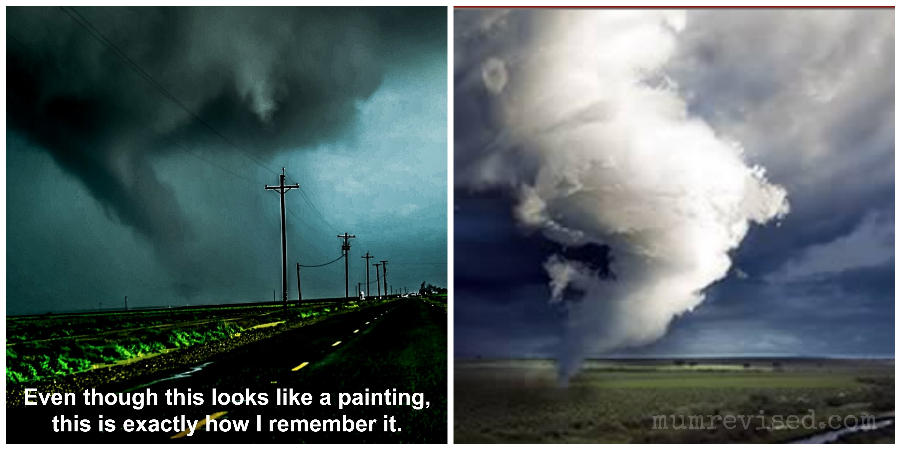 The Dead Series: That Time I Almost Kissed a Twister