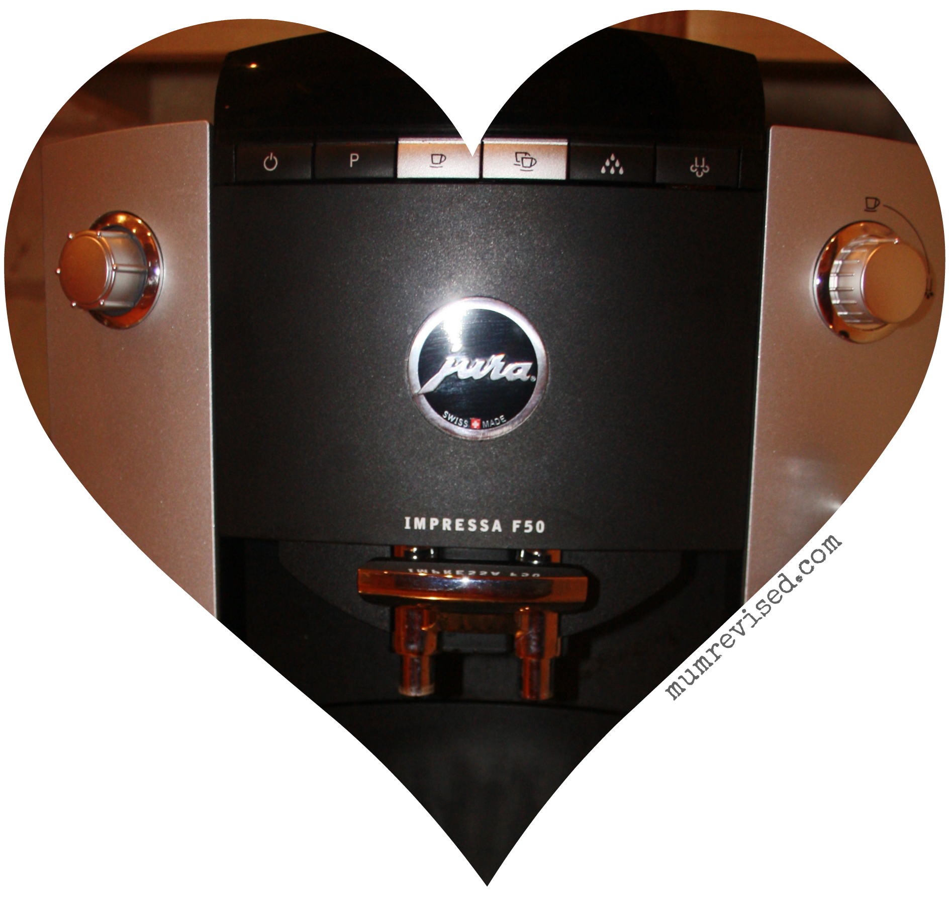 coffee maker with love mum revised