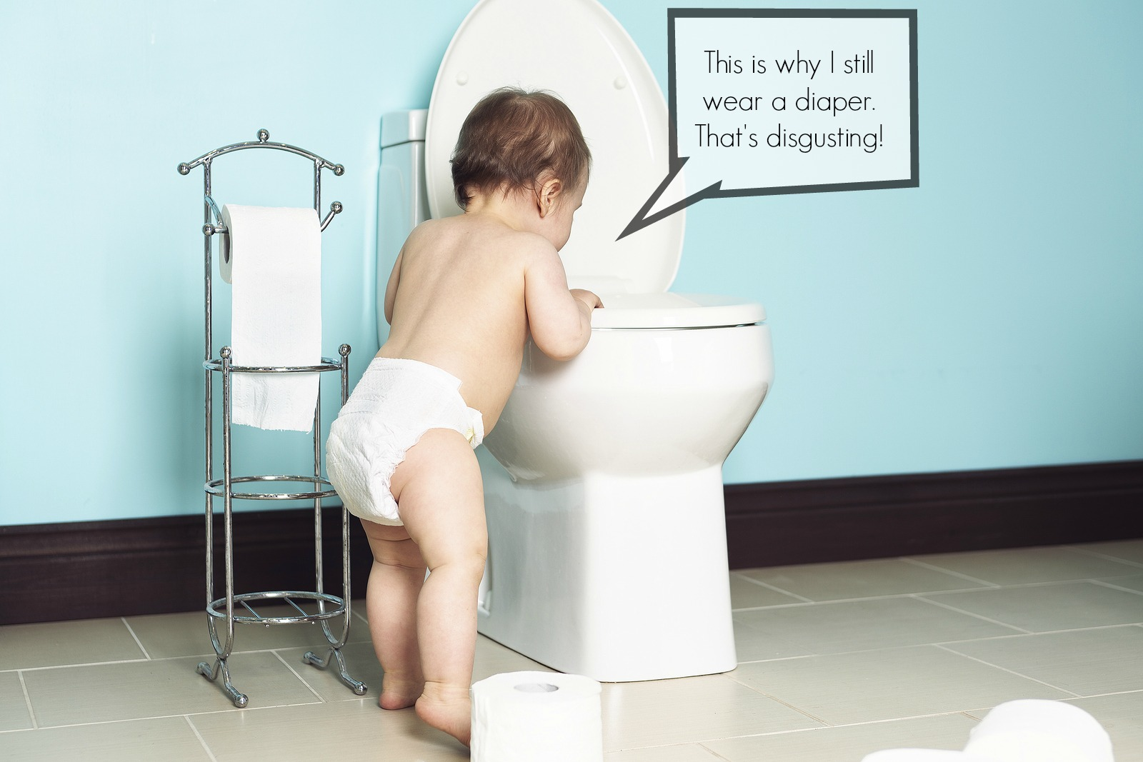 Having a Baby in the Toilet--Easier Than You Think