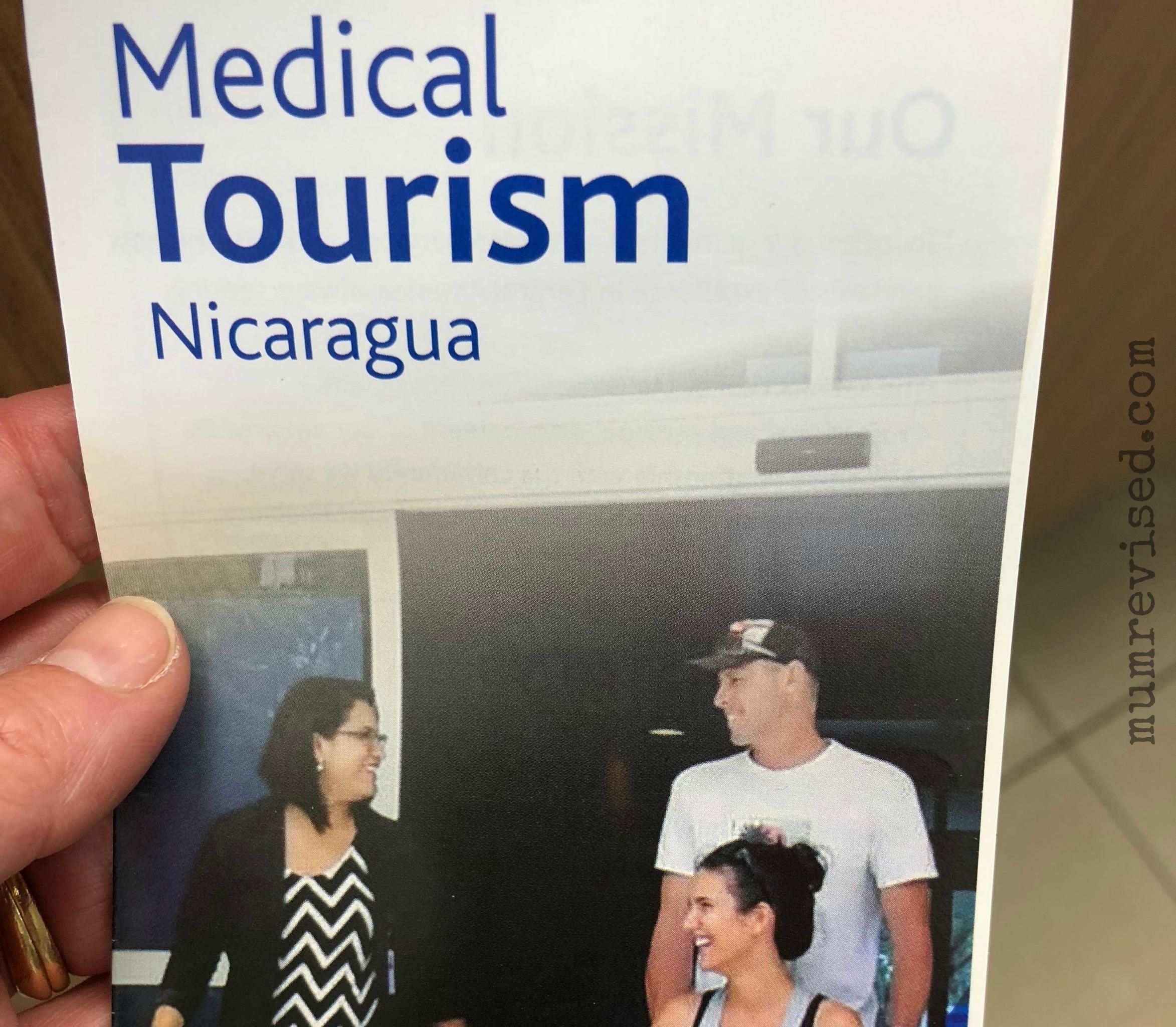 Medical Tourism Nicaragua #NailedIt