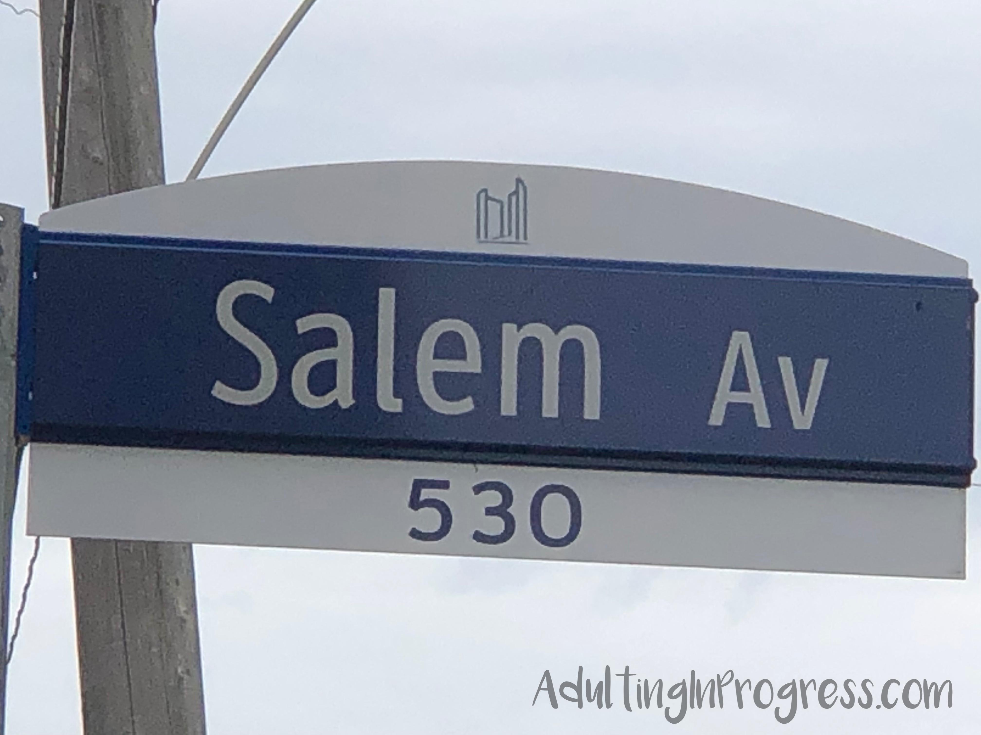 Life on Salem